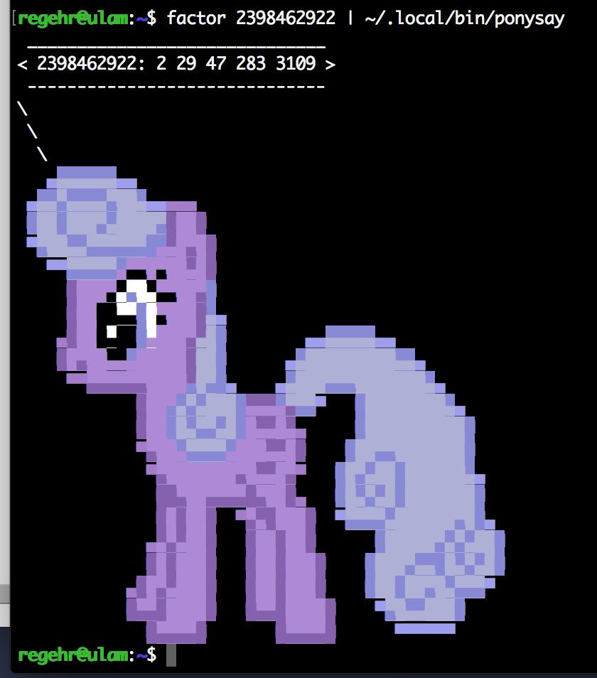 Fun at the UNIX Terminal Part 1